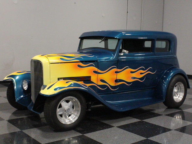 For Sale: 1931 Ford Vicky