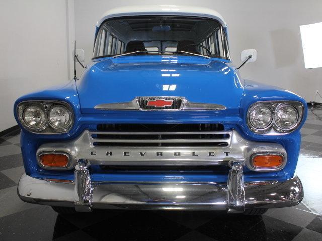 1958 Chevrolet Suburban | My Classic Garage