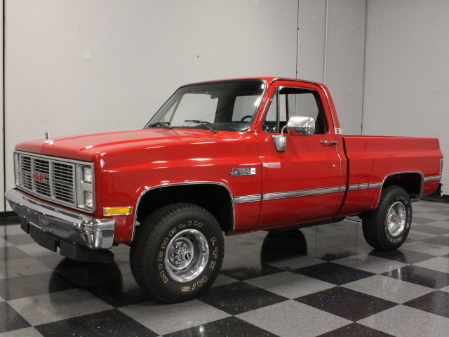 For Sale: 1987 GMC Sierra