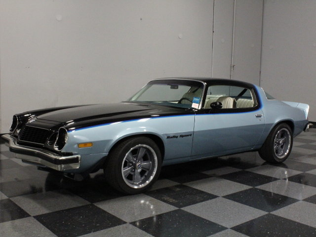 For Sale: 1976 Chevrolet Camaro