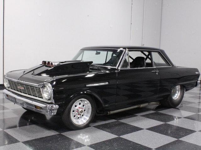 For Sale: 1965 Chevrolet Nova