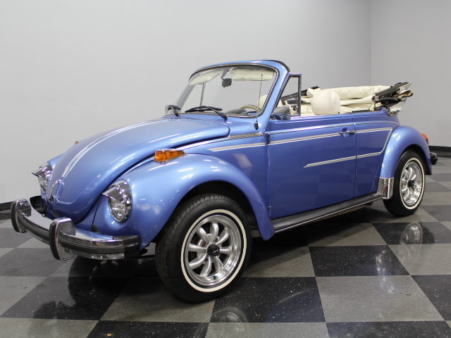 For Sale: 1978 Volkswagen Super Beetle