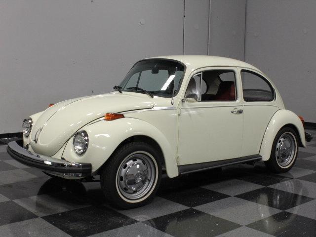 For Sale: 1974 Volkswagen Super Beetle