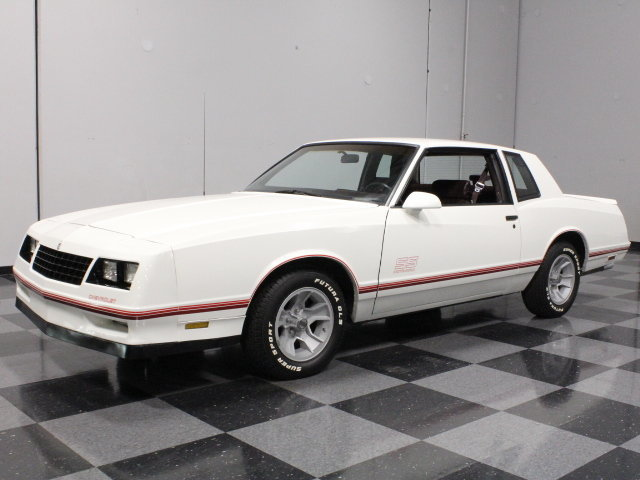 For Sale: 1986 Chevrolet Monte Carlo