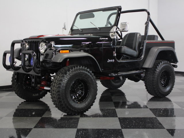 For Sale: 1986 Jeep