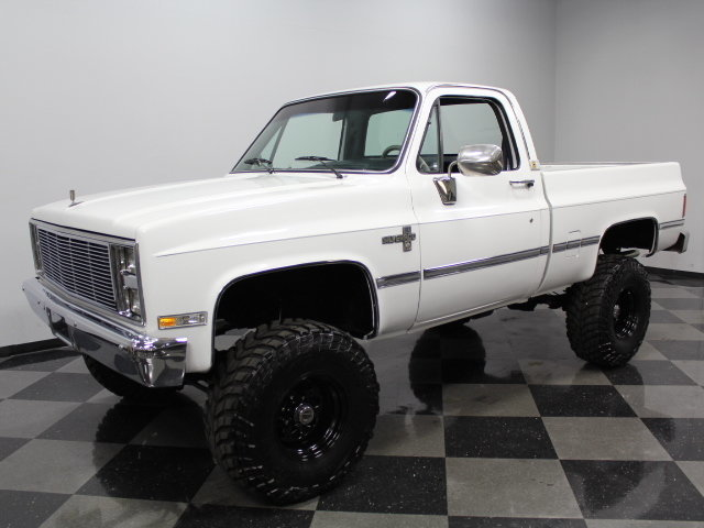 For Sale: 1986 Chevrolet K-10