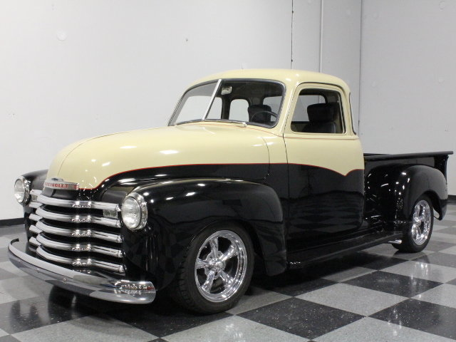 For Sale: 1953 Chevrolet 3100