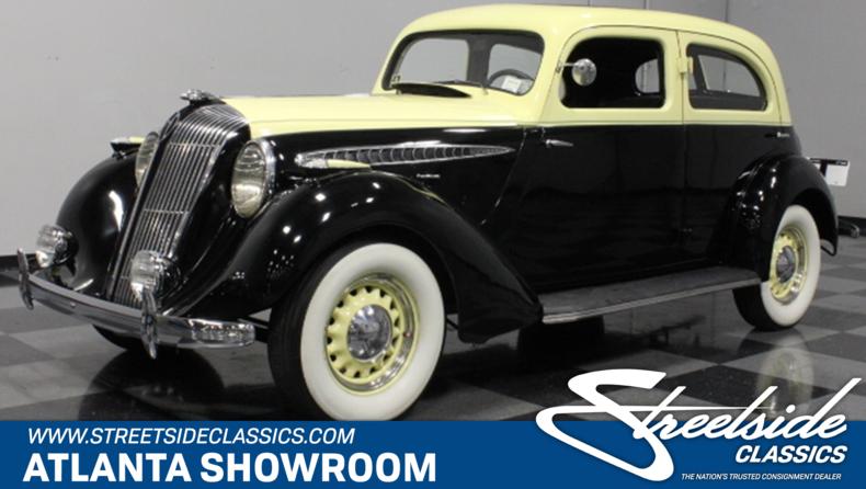 For Sale: 1936 Hupmobile 618