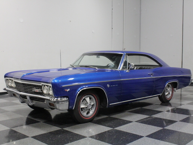 1966 Chevrolet Impala Streetside Classics Classic