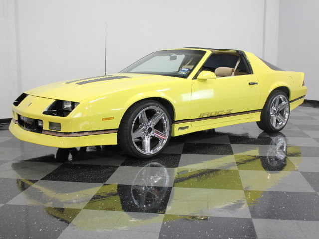 For Sale: 1985 Chevrolet Camaro