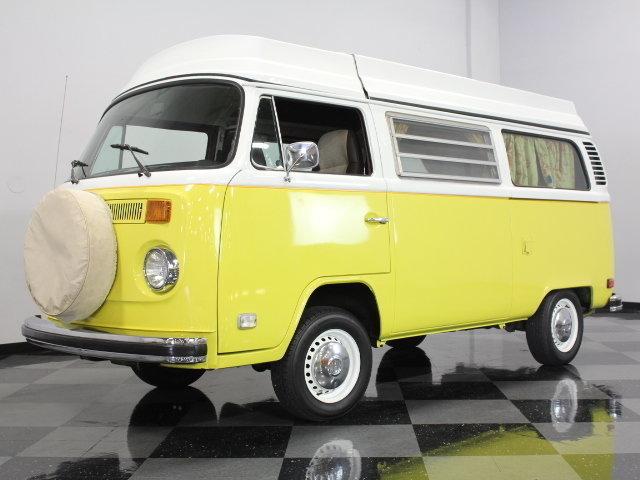 For Sale: 1978 Volkswagen Bus