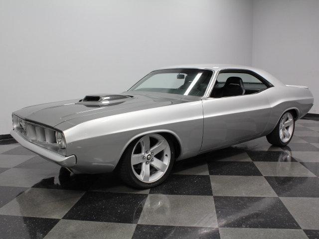 For Sale: 1973 Dodge Challenger