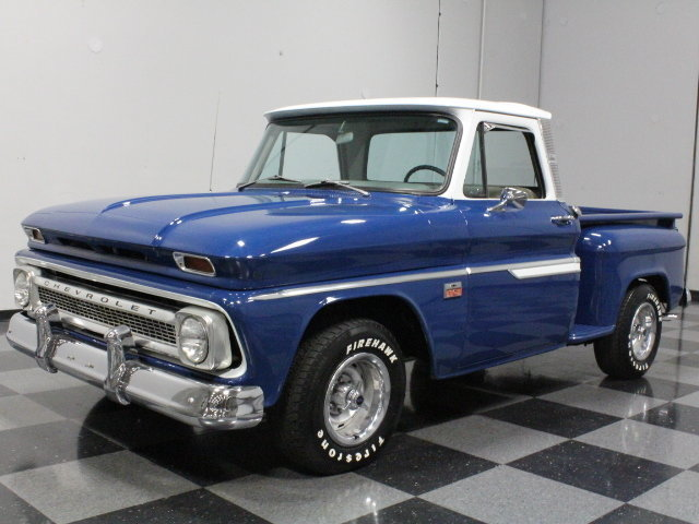 1966 Chevrolet C10 | Streetside Clics - The Nation's Trusted ...