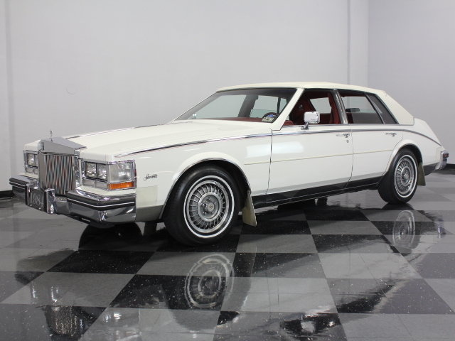 For Sale: 1984 Cadillac Seville