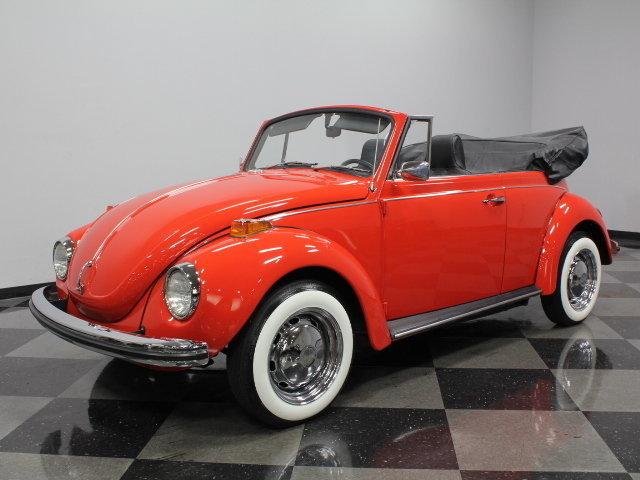 1972 Volkswagen Super Beetle