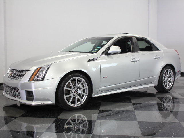 For Sale: 2009 Cadillac CTS