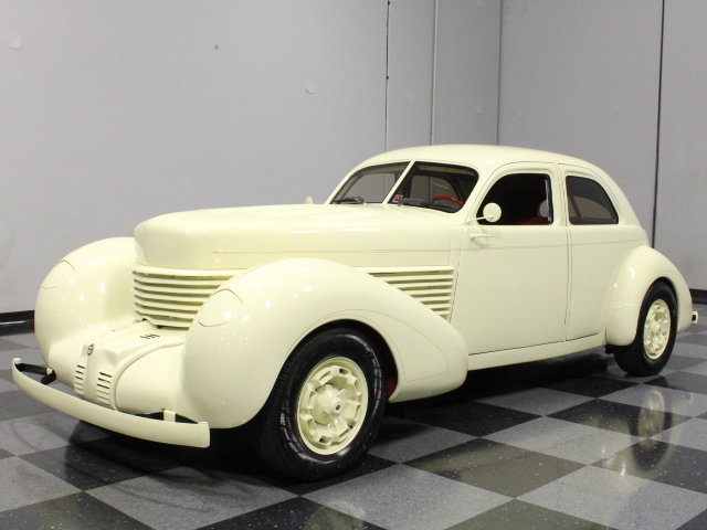 For Sale: 1936 Cord 810