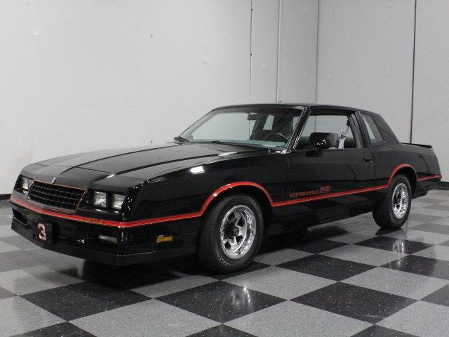 For Sale: 1985 Chevrolet Monte Carlo