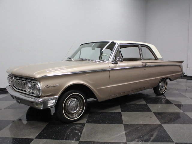 For Sale: 1962 Mercury Comet
