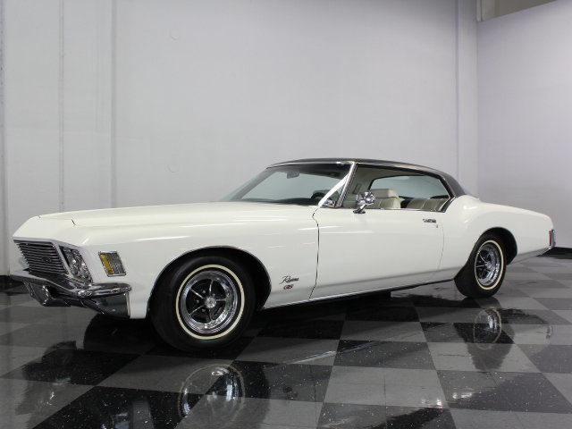 For Sale: 1971 Buick Riviera