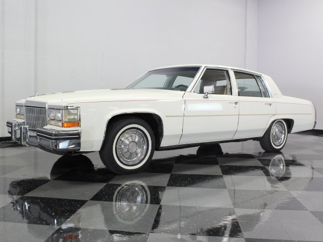 For Sale: 1984 Cadillac