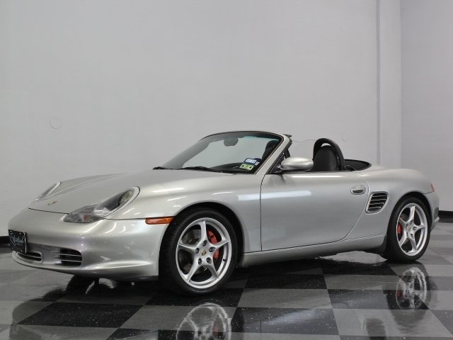 For Sale: 2003 Porsche Boxster