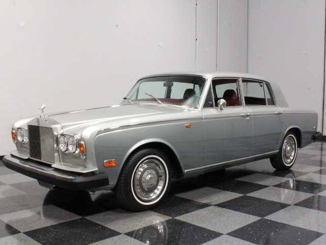 For Sale: 1974 Rolls-Royce Silver Shadow