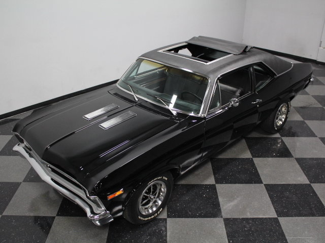 For Sale: 1972 Chevrolet Nova