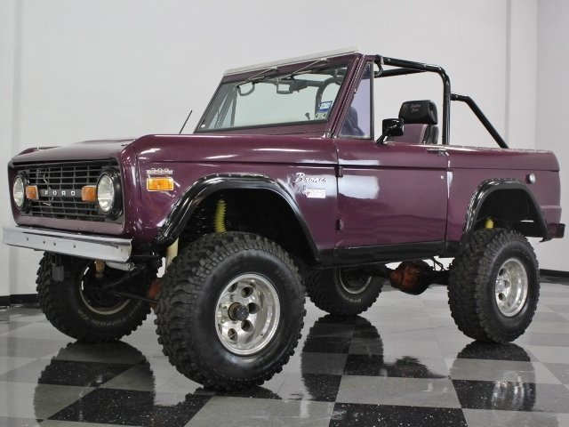 For Sale: 1970 Ford Bronco