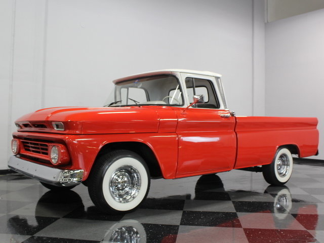 For Sale: 1962 Chevrolet C10