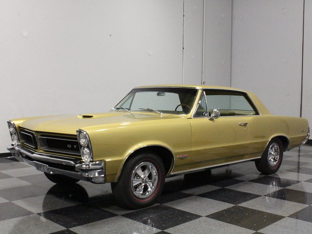 For Sale: 1965 Pontiac GTO