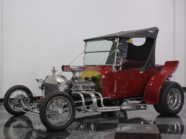 For Sale: 1924 Ford T-Bucket