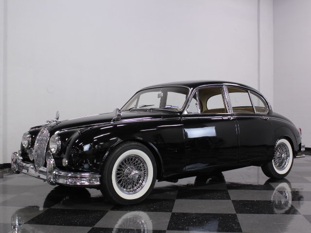 For Sale: 1962 Jaguar Mark II