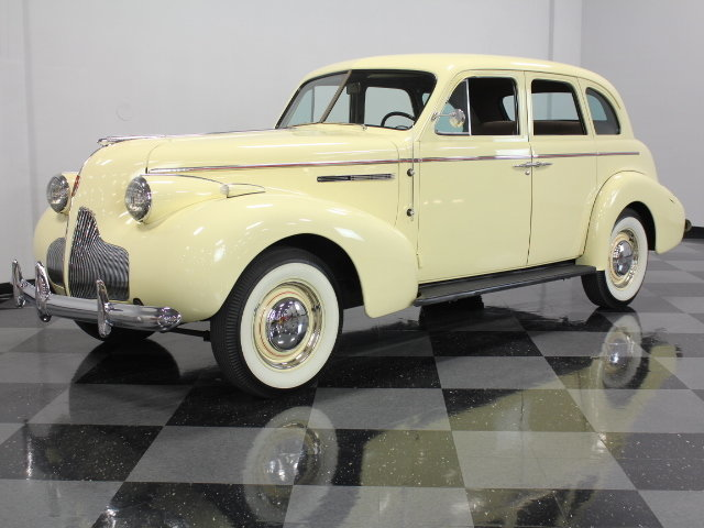 For Sale: 1939 Buick Series 40