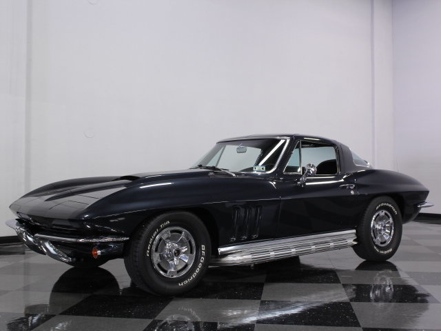 For Sale: 1966 Chevrolet Corvette