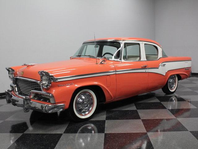 For Sale: 1956 Studebaker President