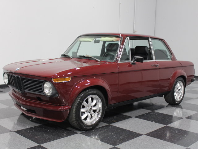 For Sale: 1974 BMW 2002