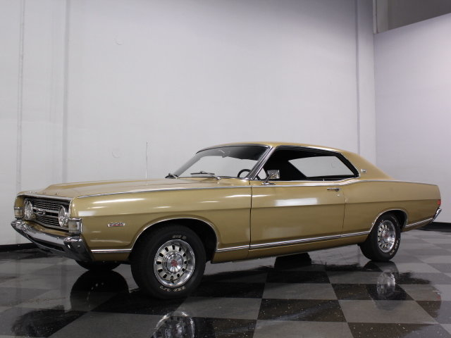 For Sale: 1968 Ford Torino