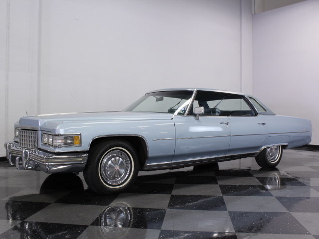 For Sale: 1976 Cadillac