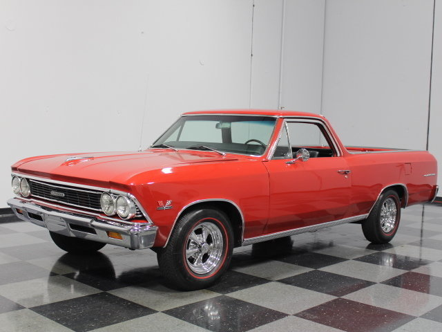 For Sale: 1966 Chevrolet El Camino