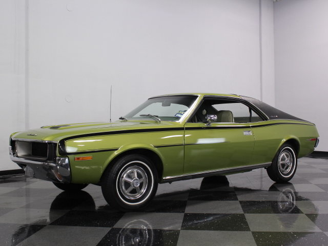 For Sale: 1970 AMC Javelin