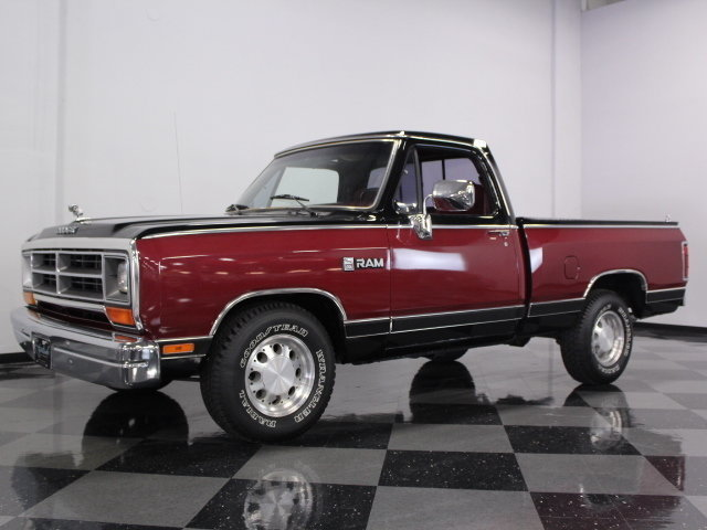 1989 Dodge Ram Streetside Classics The Nation S