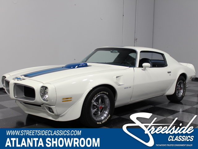 For Sale: 1971 Pontiac Firebird