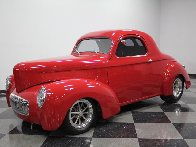 For Sale: 1941 Willys Americar