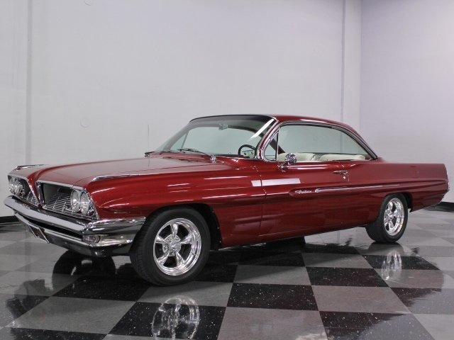 For Sale: 1961 Pontiac Ventura