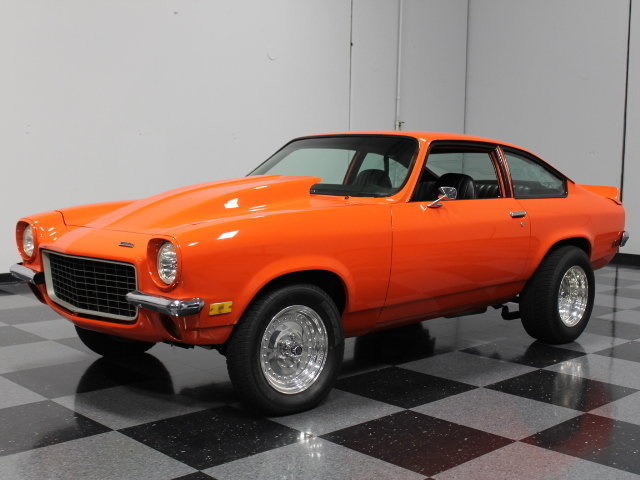 For Sale: 1972 Chevrolet Vega