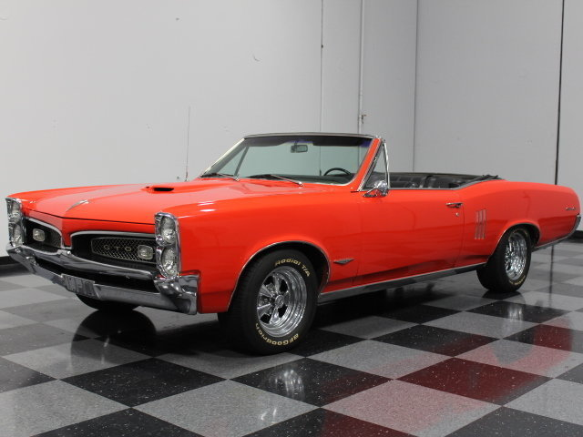 For Sale: 1967 Pontiac Le Mans
