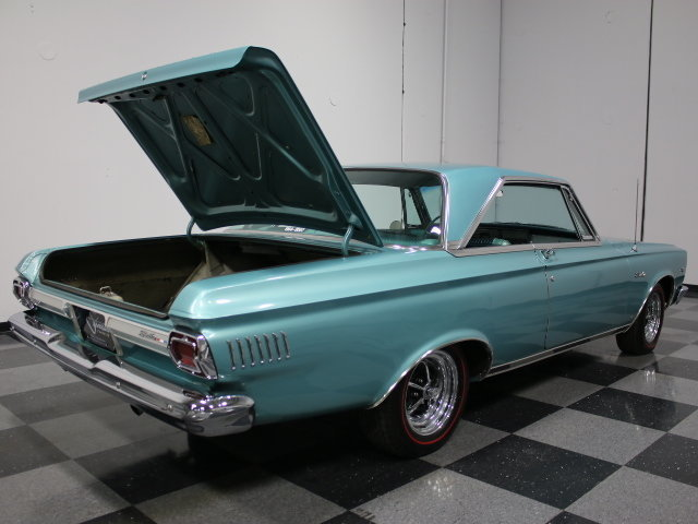 Local Car Auctions >> 1965 Plymouth Satellite | My Classic Garage