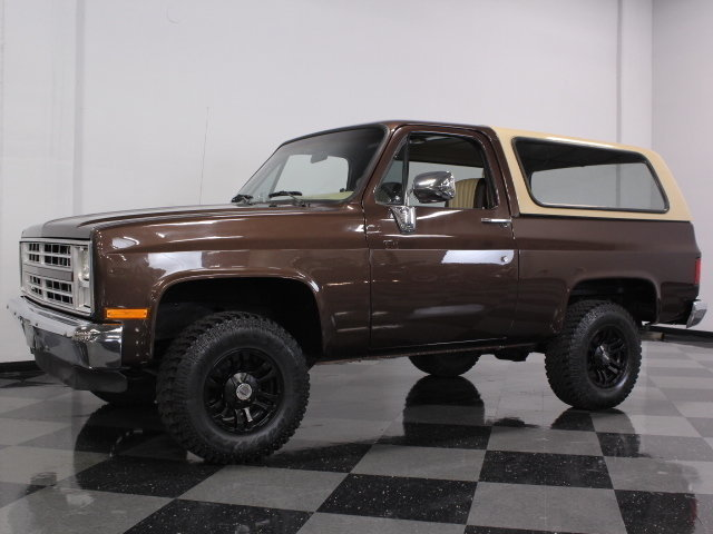 For Sale: 1988 Chevrolet Blazer