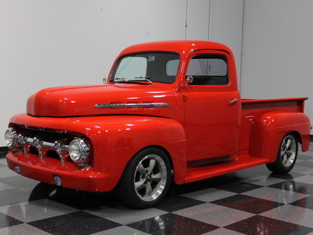 For Sale: 1951 Ford F-1
